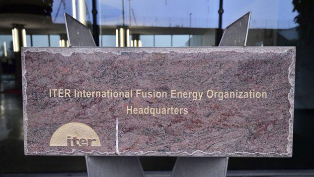 Sitio de ITER en Francia