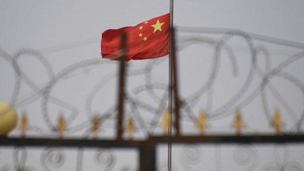 """这是自称是中国间谍的王立强""""叛逃""""事件引发争议之际,另一起针对中国间谍行为的指控。"""
