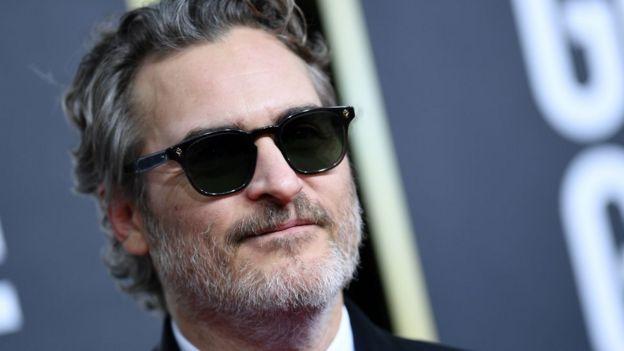 """Joaquin Phoenix ha sido aclamado por su papel en """"Joker""""."""