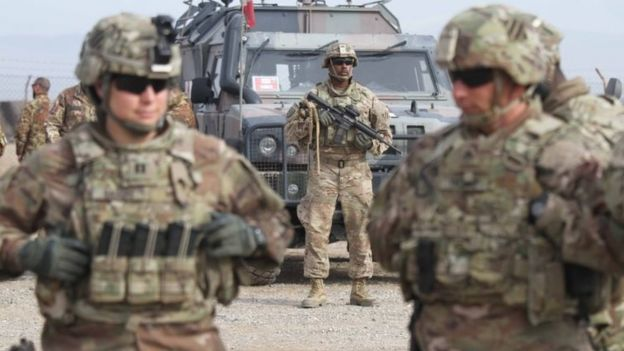 Afghan 'insider attack' kills two US soldiers in Kandahar