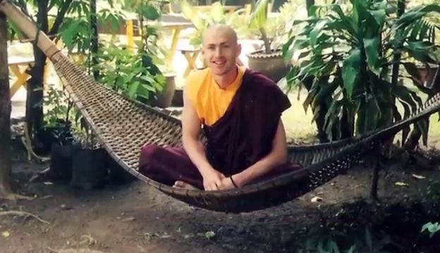 Image result for Andy Puddicombe monk