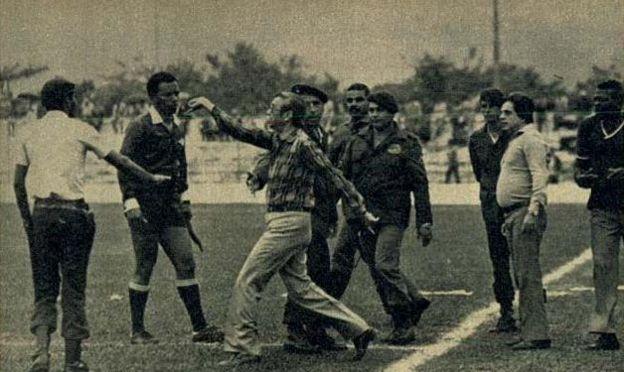 Bangu x Radar, final do primeiro campeonato carioca feminino em 1983