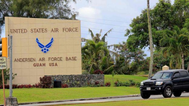 Pangkalan AS di Guam