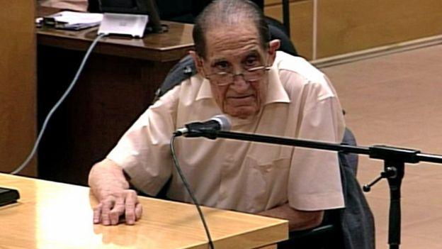 Eduardo Vela said he did not remember the case