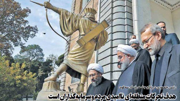 روزنامههای تهران، جنگ سرد منطقه، سرنوشت حریری