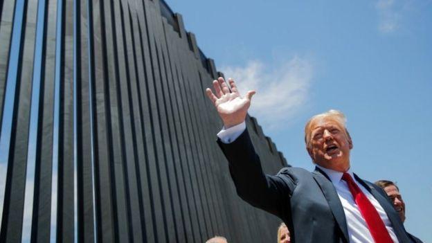 Donald Trump en Nuevo México
