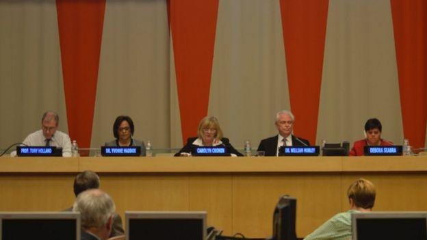 Débora, na ONU