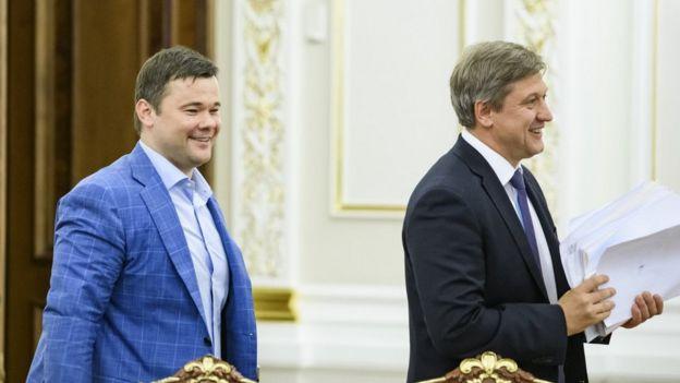 Богдан і Данилюк