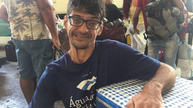 Leo da Água se muda para Goiânia