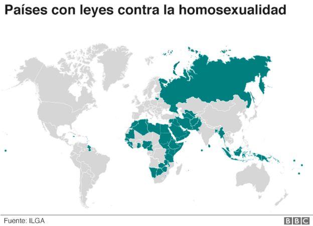 Donde Se Operan Los Gays