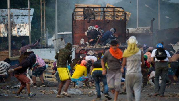Violencia en la frontera colombo-venezolana