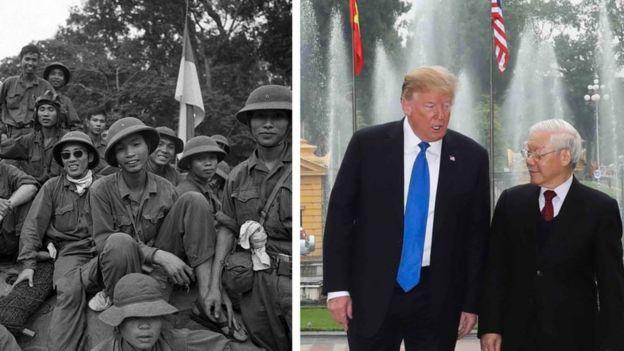 Việt Nam đã thay đổi nhiều từ 1975