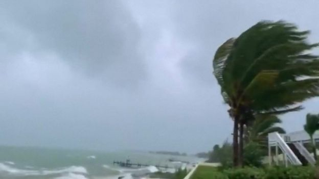 bahamas dorian winds