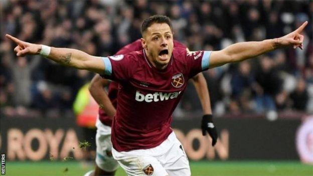 Mshambuliaji wa zamani wa Manchester United na West Ham, Javier Hernandez yuko tayari kuhamia MLS
