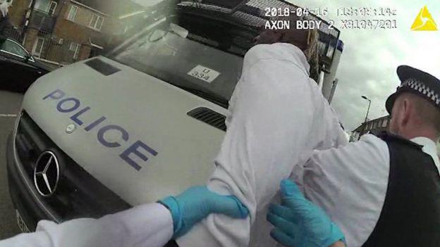 Ken Hinds arrest