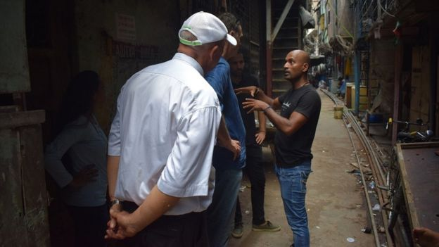 يقول كريشنا بوجاري المؤسس المشارك لـ Reality Tour & Travel ، إن الرحلات توفر فهماً أفضل للكثير من الأحياء الفقيرة