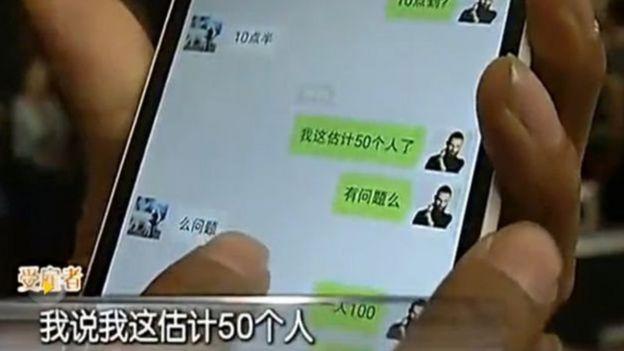 Một khách dự đám cười thuê chia sẻ màn hình cuộc nói chuyện mặc cả giá với chú rể trên mạng xã hội
