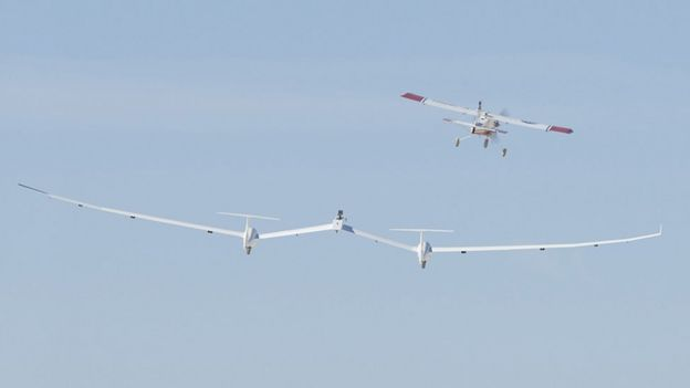 Towed glider air-launch system