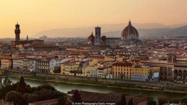 Ở Ý, từ bello (đẹp) được sử dụng cho mọi thứ tốt lành.