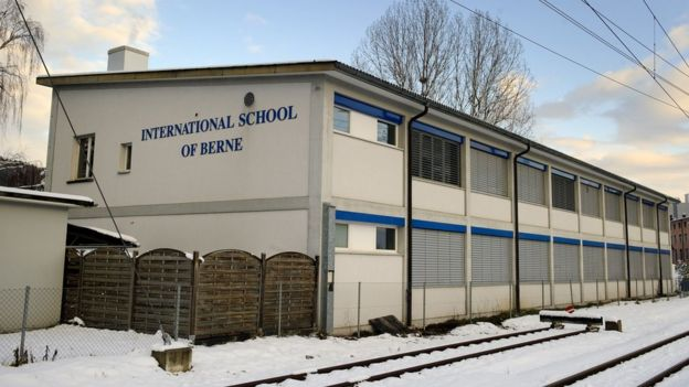International School of Bern.