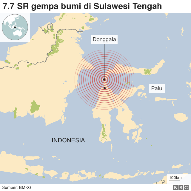 Gempa SUlteng