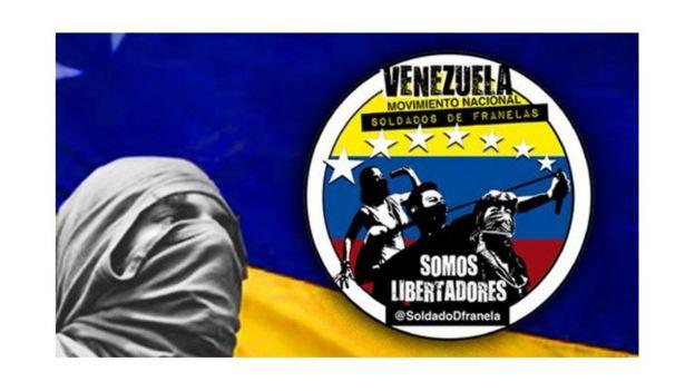 Emblema de Soldados de Franelas en Twitter
