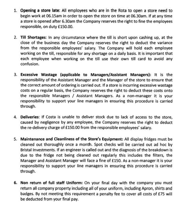 Bristal Investments Ltd contract