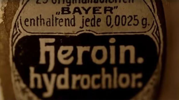 Heroína de Bayer
