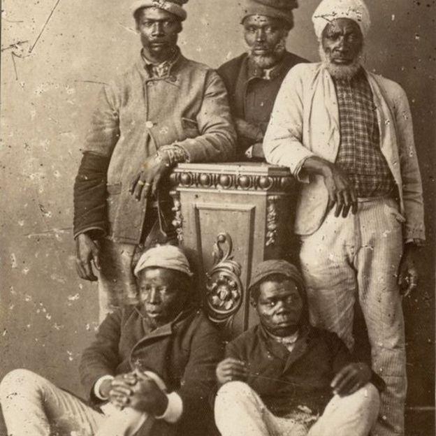 Africanos em Porto Alegre