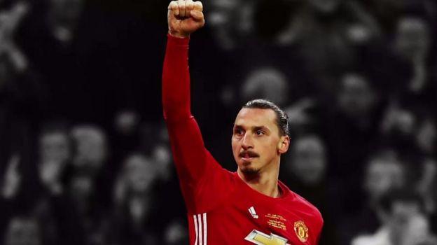 Manchester United hawana haja tena na Zlatan Ibrahimovic