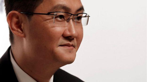 騰訊CEO馬化騰