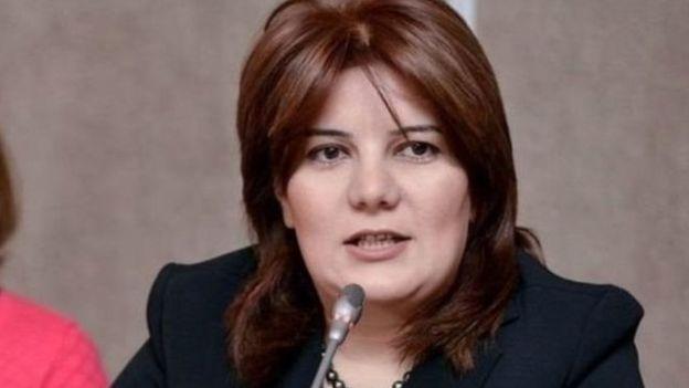 """""""APA Holding"""" MMC-nin rəhbəri Vüsalə Mahirqızı"""