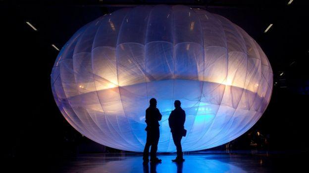Facebook's laser drones v Google's net-beaming balloons
