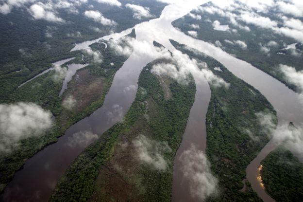 Território Indígena do Xingu