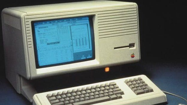 Computador Lisa