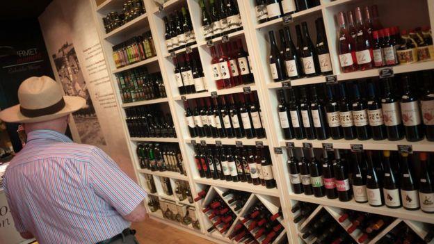 В США подскочили продажи алкоголя