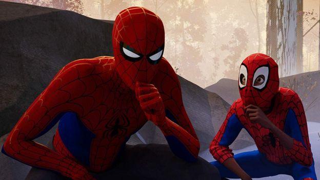 """Fotograma de """"El universo de Spider-Man"""""""
