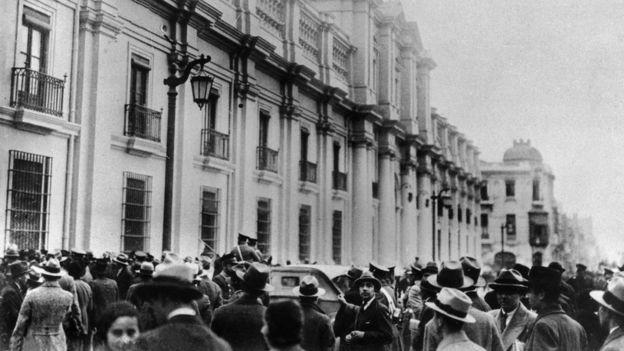 Chile en 1932