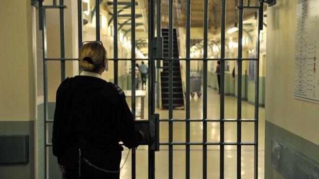 Prisão em Wormwood Scrubs