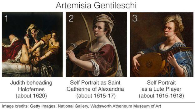 Review Artemisia Gentileschi Forgotten Portrait Of Artist Who
