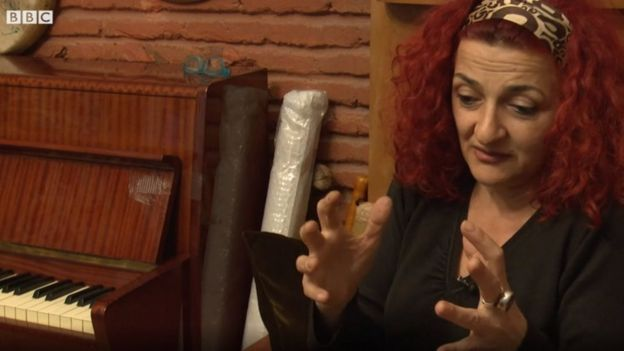 Ирма Инаридзе