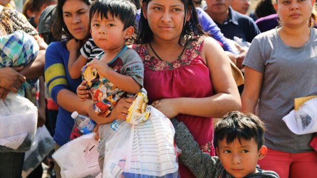 Familias en Ciudad de México