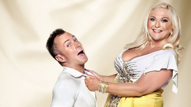 huge discount 7e92a 88b8f James Jordan and Vanessa Feltz