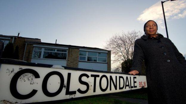 Colston Dale