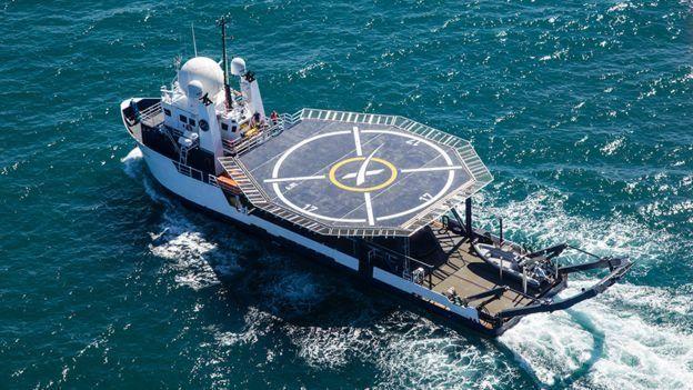 Embarcación GO Search
