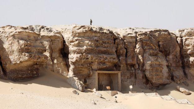 Tuna El-Gebel site
