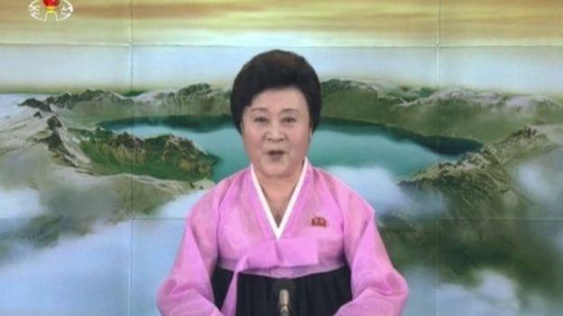 Como es tradición cuando Corea del Norte tiene que dar