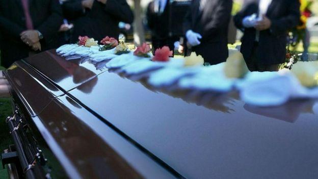Cena de enterro