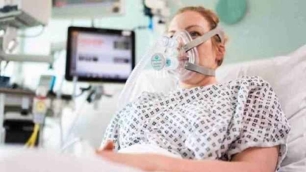 Le CPAP est moins complexe qu'un respirateur