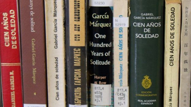 """Ejemplares de """"Cien años de soledad"""""""